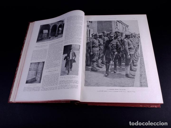 Libros antiguos: LILLUSTRATION. TOMO 150. PARIS 1917 - Foto 7 - 169207440