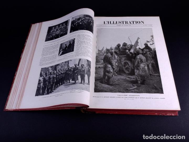 Libros antiguos: LILLUSTRATION. TOMO 150. PARIS 1917 - Foto 8 - 169207440