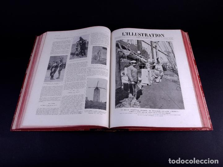 Libros antiguos: LILLUSTRATION. TOMO 150. PARIS 1917 - Foto 13 - 169207440