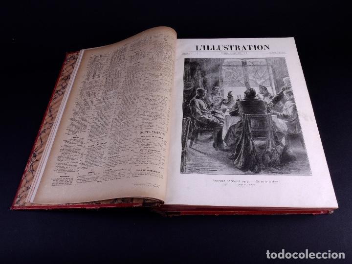 Libros antiguos: LILLUSTRATION. TOMO 153. PARIS 1919 - Foto 5 - 169209548