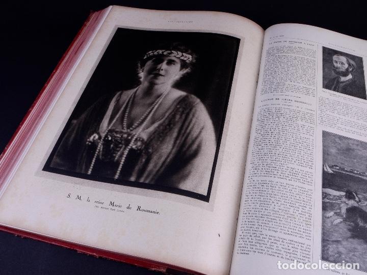 Libros antiguos: LILLUSTRATION. TOMO 153. PARIS 1919 - Foto 13 - 169209548