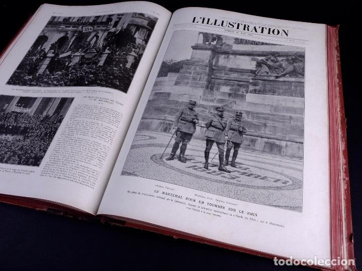Libros antiguos: LILLUSTRATION. TOMO 153. PARIS 1919 - Foto 18 - 169209548