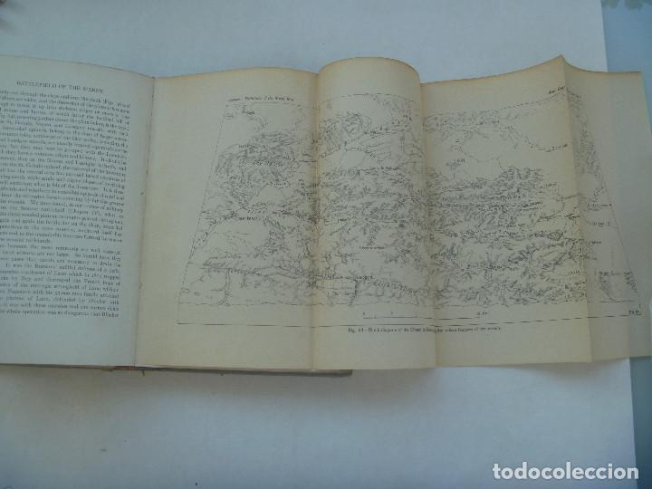 Libros antiguos: Iº GUERRA MUNDIAL: BATTLEFIELDS OF THE WORLD WAR . AMERICAN GEOGRAPHICAL SOCIETY, 1921 . EN INGLES - Foto 5 - 170898680