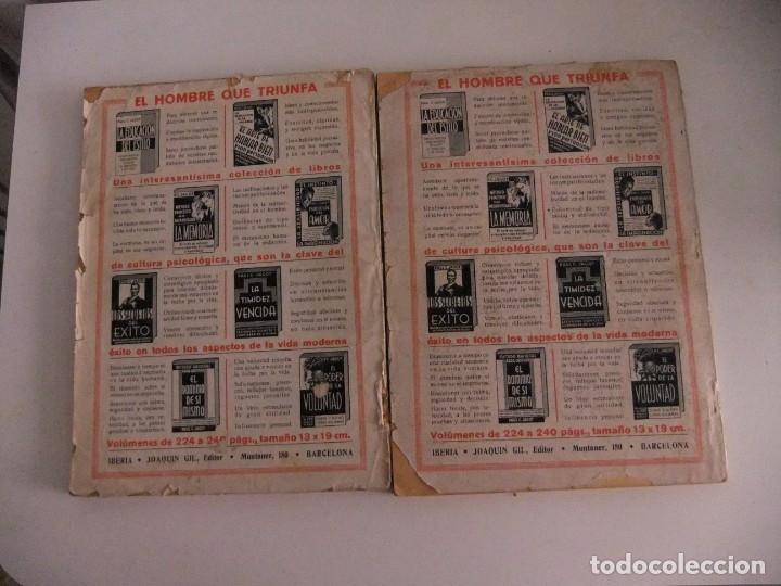 Libros antiguos: ¡evadidos! del teniente coronel reboul - Foto 2 - 173800185