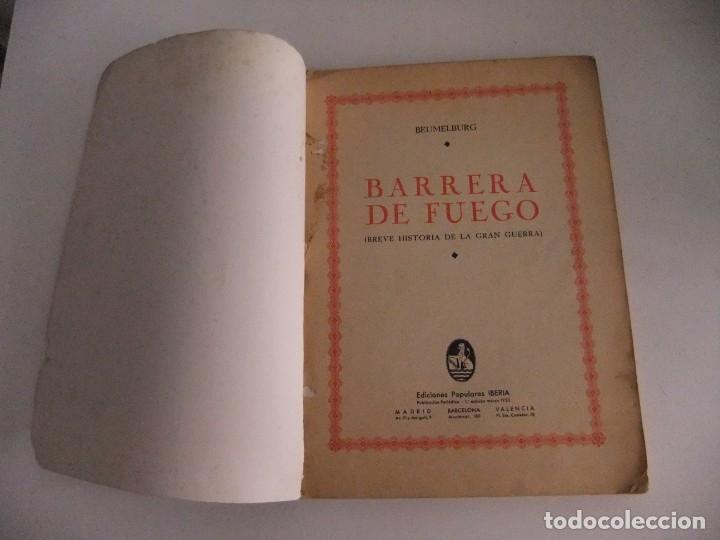 Libros antiguos: breve historia de la gran guerra,primera parte:la lucha por la existencia - Foto 3 - 173800533