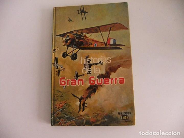 HISTORIAS DE LA GRAN GUERRA (Libros antiguos (hasta 1936), raros y curiosos - Historia - Primera Guerra Mundial)