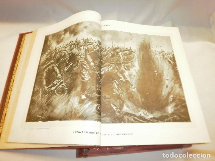 Libros antiguos: HISTORIA DE LA GUERRA EUROPEA DE 1914 -V. BLASCO IBAÑEZ - Foto 6 - 174628120