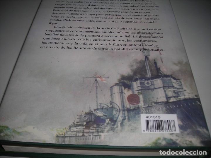 Libros antiguos: 60 MINUTOS EN EL INFIERNO de Alexander Fullerton. Usado - MUY BUENO - Foto 2 - 175777979