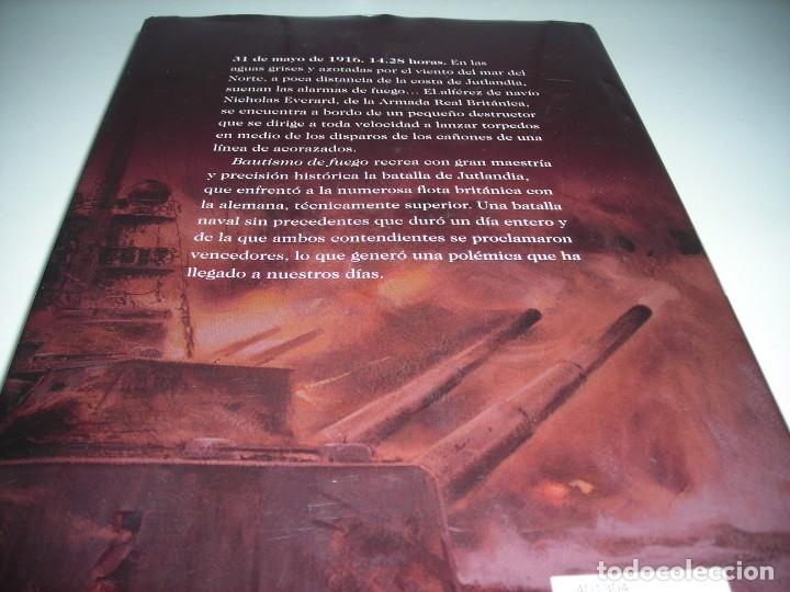 Libros antiguos: BAUTISMO DE FUEGO, de Alexander Fullerton. - Foto 2 - 175778383