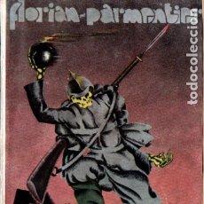 Libros antiguos: FLORIAN PARMENTIER . EL HURACÁN (GASSÓ, 1930). Lote 177054635