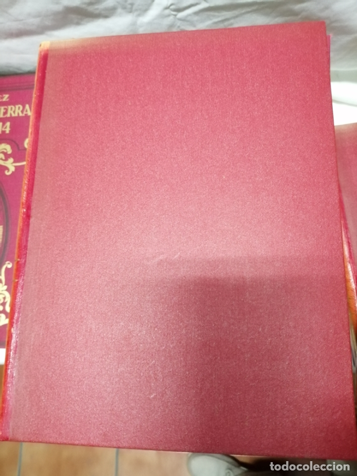Libros antiguos: Historia guerra europea Vicente Blasco Ibáñez, 1ª Edición. - Foto 5 - 178726427