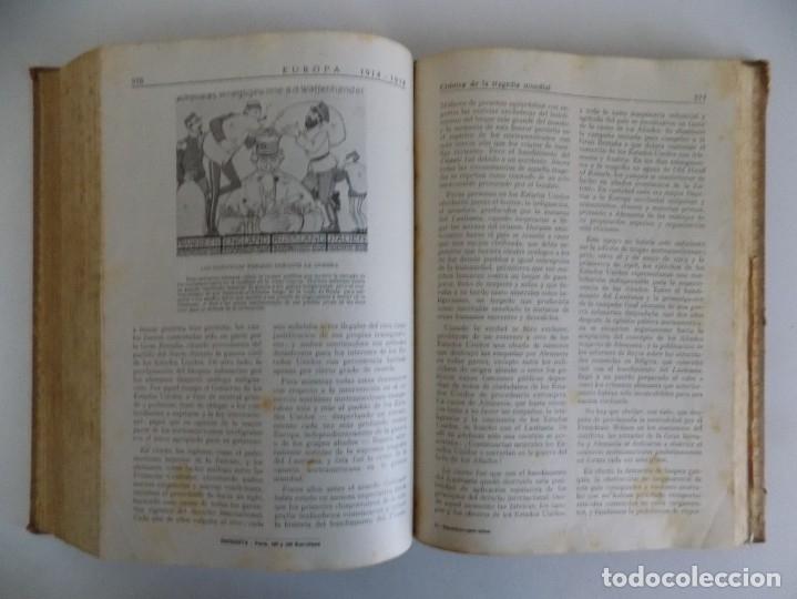 Libros antiguos: LIBRERIA GHOTICA. CAPITAN H. DUNKLEY GOLSWORTHY.EUROPA 1914-1918.CRONICA DE LA TRAGEDIA.ILUSTRADO - Foto 5 - 181098061