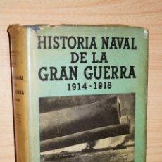 Libros antiguos: HISTORIA DE LA GRAN GUERRA 1914-1918. MATEO MILLE. Lote 182824883