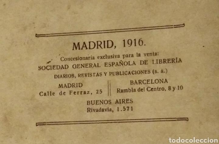 Libros antiguos: UN ESPAÑOL PRISIONERO DE LOS ALEMANES - Foto 4 - 183443923
