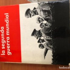 Libros antiguos: LIBRO FOTOGRAFÍAS SEGUNDA GUERRA MUNDIAL. Lote 184931741