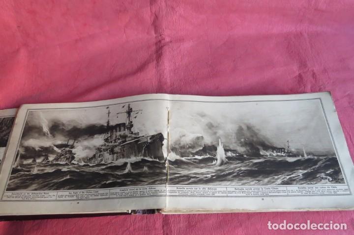 Libros antiguos: 9 numeros LA GUERRA GRANDE EN CUADROS 1915. Deutscher ubersesrrdienst BERLIN - Foto 14 - 185911990