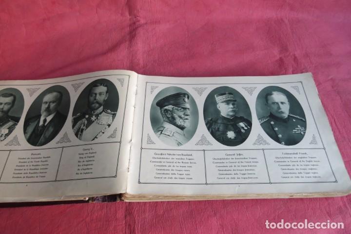 Libros antiguos: 9 numeros LA GUERRA GRANDE EN CUADROS 1915. Deutscher ubersesrrdienst BERLIN - Foto 18 - 185911990