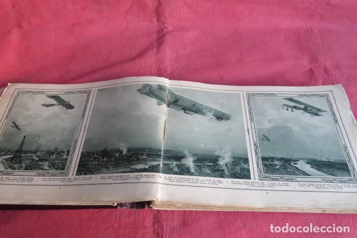 Libros antiguos: 9 numeros LA GUERRA GRANDE EN CUADROS 1915. Deutscher ubersesrrdienst BERLIN - Foto 20 - 185911990