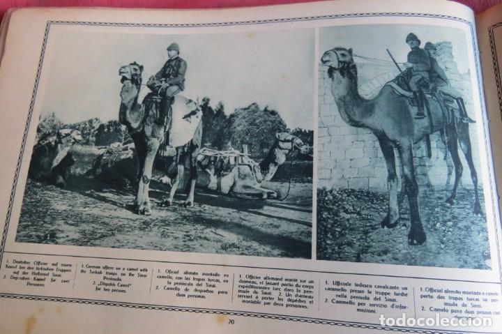 Libros antiguos: 9 numeros LA GUERRA GRANDE EN CUADROS 1915. Deutscher ubersesrrdienst BERLIN - Foto 25 - 185911990