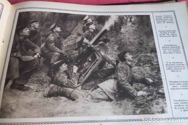Libros antiguos: 9 numeros LA GUERRA GRANDE EN CUADROS 1915. Deutscher ubersesrrdienst BERLIN - Foto 29 - 185911990
