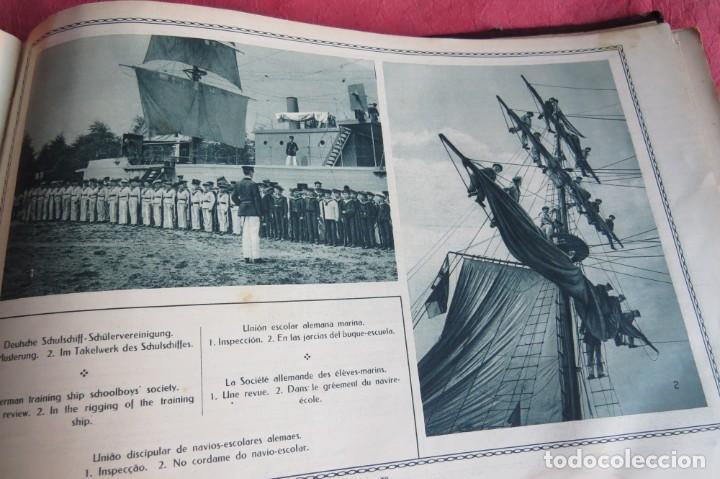 Libros antiguos: 9 numeros LA GUERRA GRANDE EN CUADROS 1915. Deutscher ubersesrrdienst BERLIN - Foto 35 - 185911990