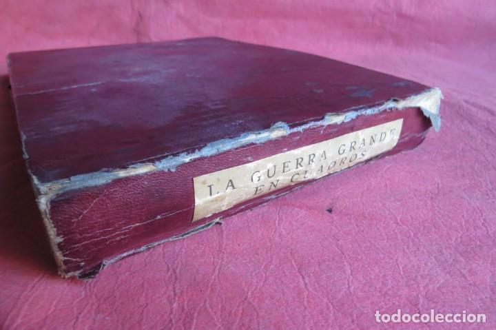 Libros antiguos: 9 numeros LA GUERRA GRANDE EN CUADROS 1915. Deutscher ubersesrrdienst BERLIN - Foto 41 - 185911990