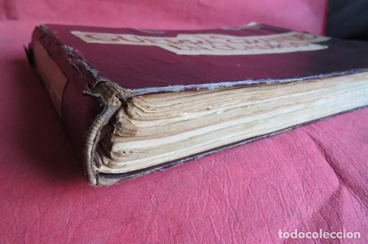 Libros antiguos: 9 numeros LA GUERRA GRANDE EN CUADROS 1915. Deutscher ubersesrrdienst BERLIN - Foto 44 - 185911990