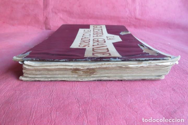 Libros antiguos: 9 numeros LA GUERRA GRANDE EN CUADROS 1915. Deutscher ubersesrrdienst BERLIN - Foto 45 - 185911990