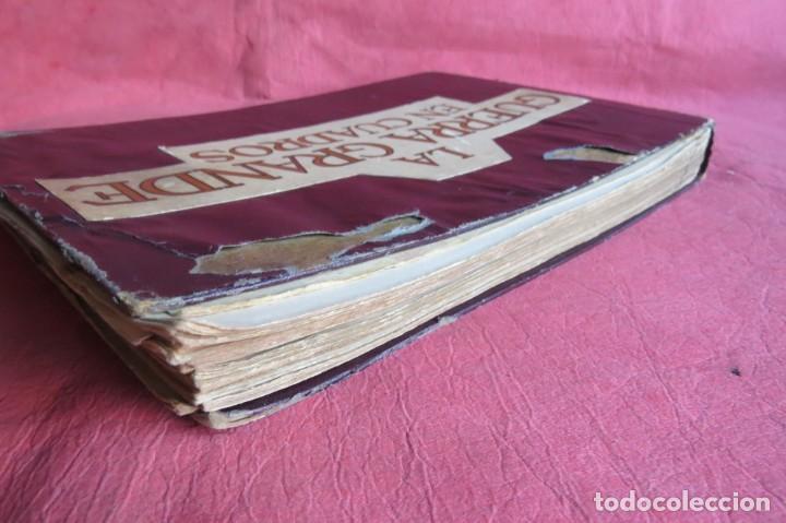 Libros antiguos: 9 numeros LA GUERRA GRANDE EN CUADROS 1915. Deutscher ubersesrrdienst BERLIN - Foto 46 - 185911990