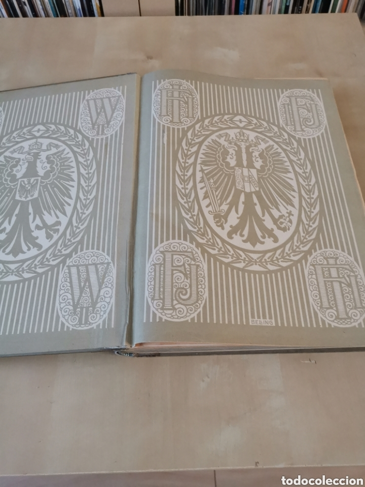 Libros antiguos: DER KRIEG 1914 COMPLETO 3 TOMOS I GUERRA MUNDIAL - Foto 18 - 196291196