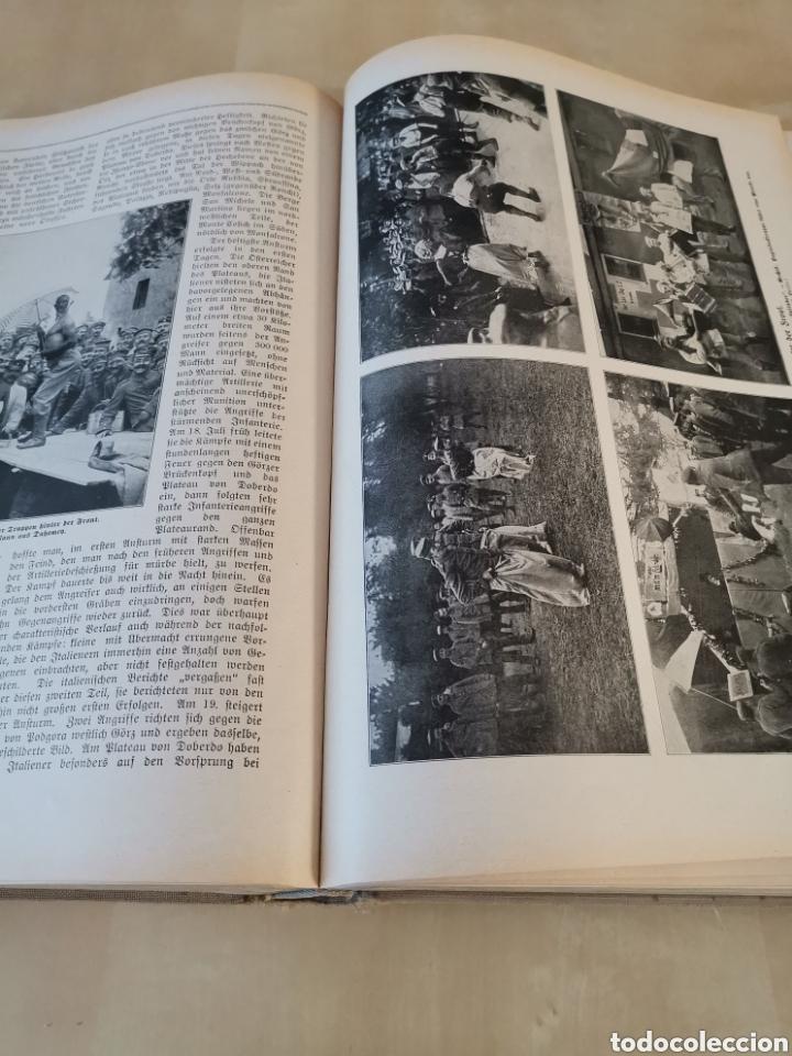 Libros antiguos: DER KRIEG 1914 COMPLETO 3 TOMOS I GUERRA MUNDIAL - Foto 26 - 196291196