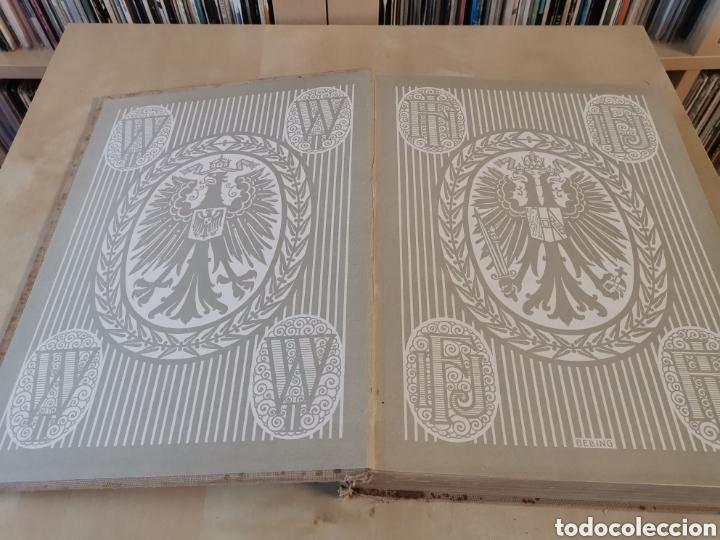 Libros antiguos: DER KRIEG 1914 COMPLETO 3 TOMOS I GUERRA MUNDIAL - Foto 28 - 196291196