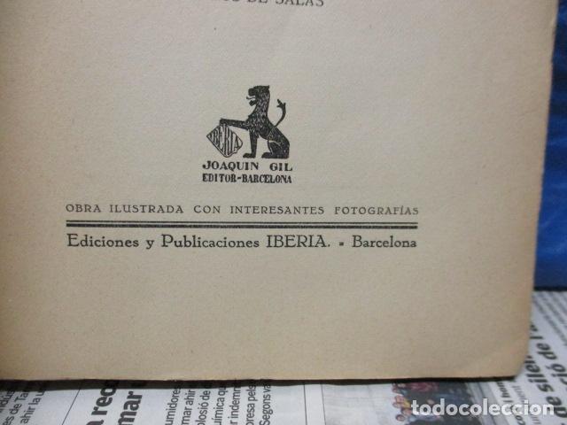Libros antiguos: EL EMDEN. LAS HAZAÑAS DEL FAMOSO CRUCERO ALEMÁN. HELLMUTH VON MÜCKE. EDITOR JOAQUÍN GIL. 1ª Ed. 1930 - Foto 8 - 199687766