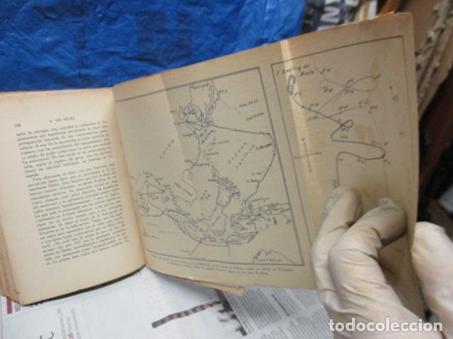 Libros antiguos: EL EMDEN. LAS HAZAÑAS DEL FAMOSO CRUCERO ALEMÁN. HELLMUTH VON MÜCKE. EDITOR JOAQUÍN GIL. 1ª Ed. 1930 - Foto 15 - 199687766