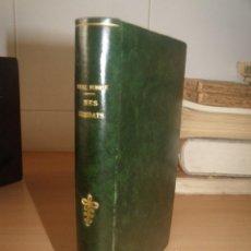 Libri antichi: MES COMBATS RENE FONCK PARIS 1920 PRECIOSA ENCUADERNACION EN PIEL IDIOMA FRANCES. Lote 200567413