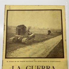 Libros antiguos: LA GUERRA EN JUNIO 1918. Lote 201164496