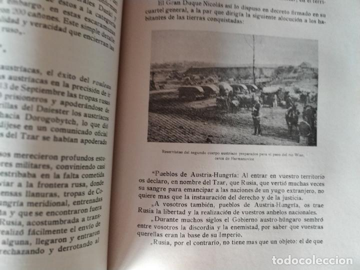 Libros antiguos: EPISODIOS DE LA GUERRA EUROPEA.TOMOS 1,2,3,4 JUAN PEREZ CARRASCO. BARCELONA. ALBERTO MARTÍN - Foto 7 - 201953936