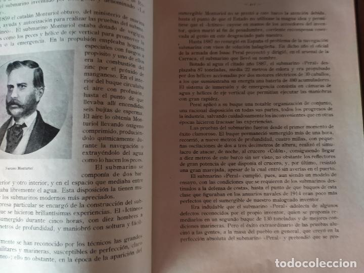 Libros antiguos: EPISODIOS DE LA GUERRA EUROPEA.TOMOS 1,2,3,4 JUAN PEREZ CARRASCO. BARCELONA. ALBERTO MARTÍN - Foto 16 - 201953936