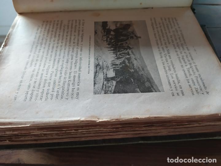 Libros antiguos: EPISODIOS DE LA GUERRA EUROPEA.TOMOS 1,2,3,4 JUAN PEREZ CARRASCO. BARCELONA. ALBERTO MARTÍN - Foto 18 - 201953936