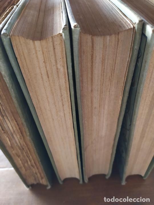 Libros antiguos: EPISODIOS DE LA GUERRA EUROPEA.TOMOS 1,2,3,4 JUAN PEREZ CARRASCO. BARCELONA. ALBERTO MARTÍN - Foto 21 - 201953936
