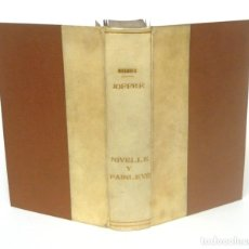 Libri antichi: 1920. PRIMERA GUERRA MUNDIAL - JOFFRE, NIVELLE, PAINLEVÉ - LAS CRISIS DEL MANDO - MERMEIX. PERGAMINO. Lote 202406462