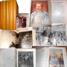 Libros antiguos: L'ILLUSTRATION (PRIMERA GUERRA MUNDIAL) 8 TOMOS. ENERO 1914 - DICIEMBRE 1918.. Lote 203155895