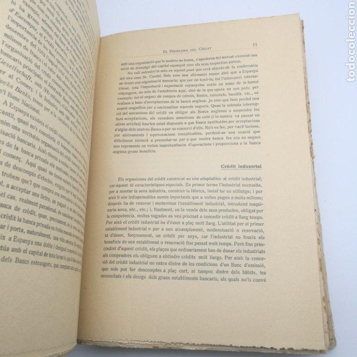 Libros antiguos: El pensament català en el conflicte europeu 1915 - Foto 4 - 204216746
