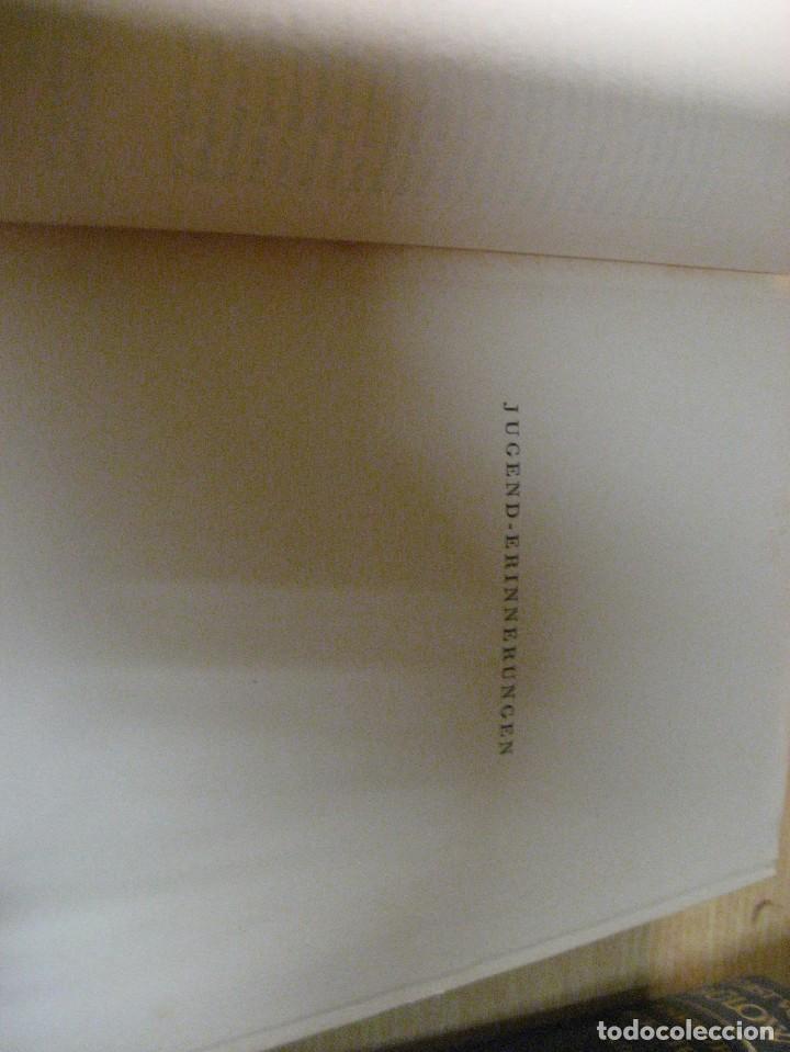 Libros antiguos: fúrst von bülow . denkwür digkeiten 3 tomos memorias documentos cartas facsímil año 1930 guerra mun - Foto 8 - 206940570
