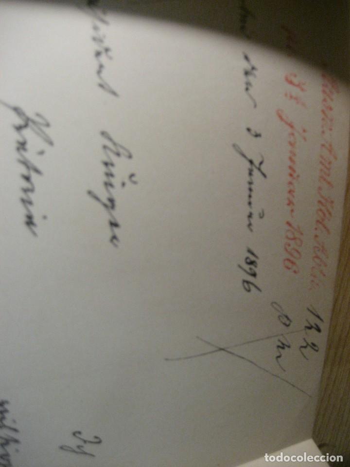 Libros antiguos: fúrst von bülow . denkwür digkeiten 3 tomos memorias documentos cartas facsímil año 1930 guerra mun - Foto 13 - 206940570