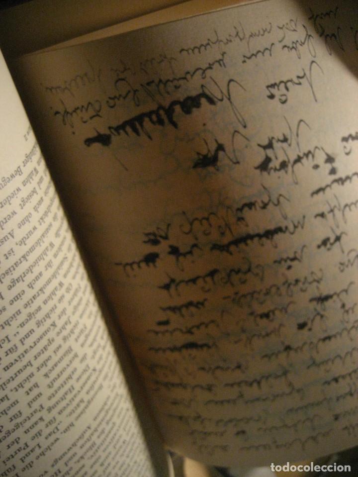 Libros antiguos: fúrst von bülow . denkwür digkeiten 3 tomos memorias documentos cartas facsímil año 1930 guerra mun - Foto 26 - 206940570