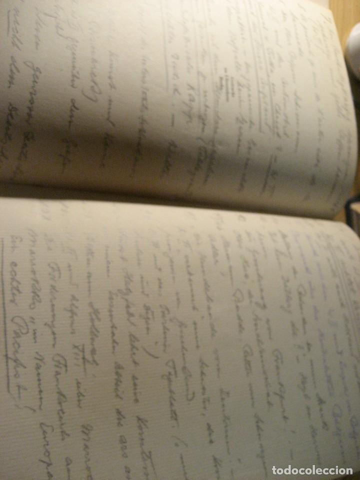 Libros antiguos: fúrst von bülow . denkwür digkeiten 3 tomos memorias documentos cartas facsímil año 1930 guerra mun - Foto 27 - 206940570