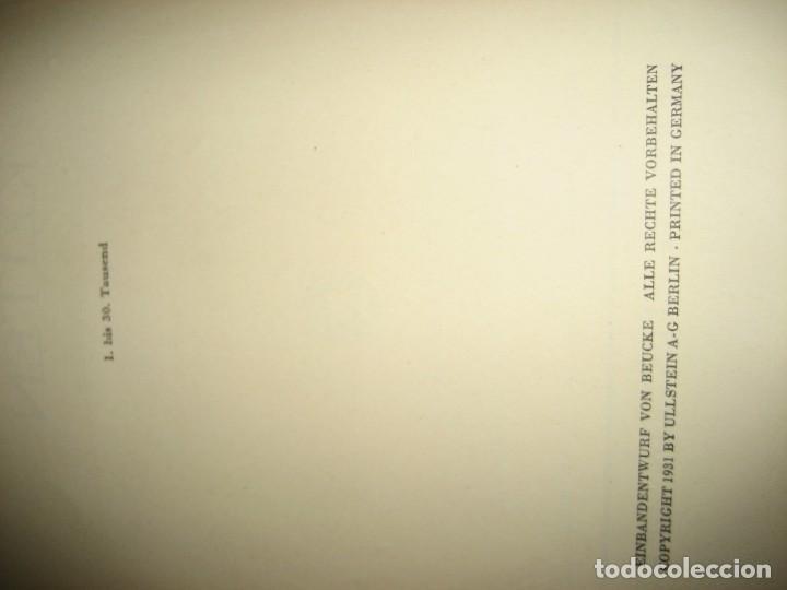 Libros antiguos: fúrst von bülow . denkwür digkeiten 3 tomos memorias documentos cartas facsímil año 1930 guerra mun - Foto 30 - 206940570