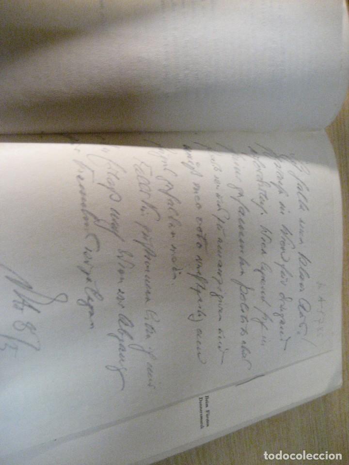Libros antiguos: fúrst von bülow . denkwür digkeiten 3 tomos memorias documentos cartas facsímil año 1930 guerra mun - Foto 36 - 206940570