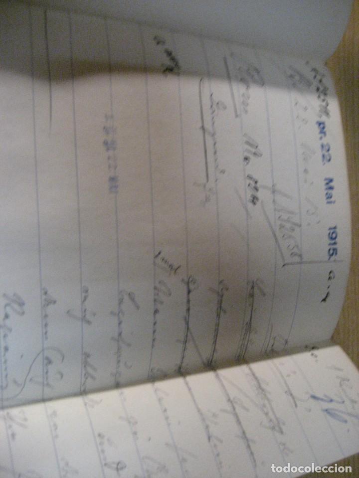 Libros antiguos: fúrst von bülow . denkwür digkeiten 3 tomos memorias documentos cartas facsímil año 1930 guerra mun - Foto 38 - 206940570